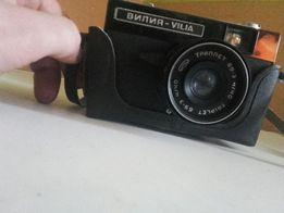Zabytkowy aparat Vilia