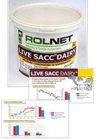 Live saccy dairy-drożdże 100%.Bydło.
