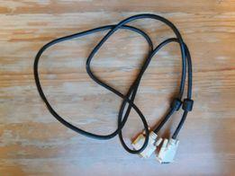 Kabel DVI-D -> DVI-D oraz DVI-I (dual link) -> DVI-I (dual link)