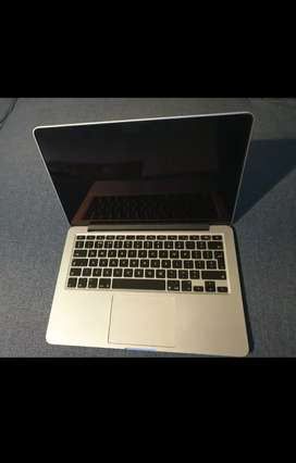 Apple MacBook Pro.