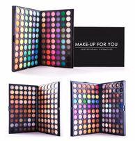 Палетки теней 120 цветов MAKE-UP FOR YOU