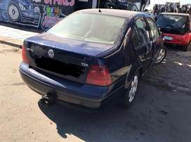 Vw jetta 4 TDI stripping for parts