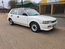1998 Toyota Tazz for sale.