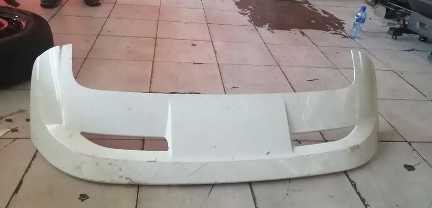 FORD fiesta Titanium, ST & ST200 Rear Boat Spoiler or Wing