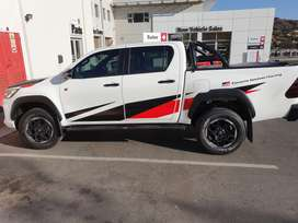 2019 TOYOTA HILUX DC 2.8 GD-6 4X4 GR-SPORT  AT LTD ADITION