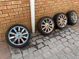 VW Drivers! Rims for sale, just for you!