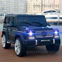 Детский электромобиль Mercedes-Benz G-65 AMG дитячий електромобіль