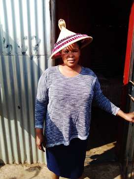 Excellent Lesotho maid,nanny with refs seeking stay in work