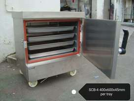 Steam cooker 4 trays