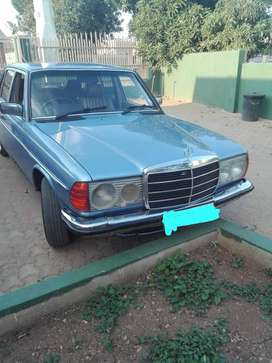 200 series classic Mercedes Benz