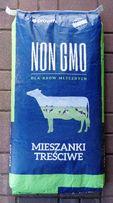 NOWOŚĆ !!! Pasza dla krów mlecznych 18% NON GMO