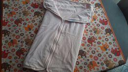 Одеяльце-конверт для новорожденного