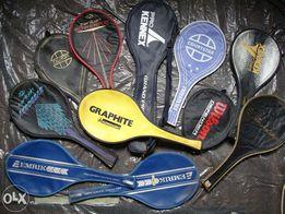 pokrowce pokrowiec do rakiet do badmintona badminton