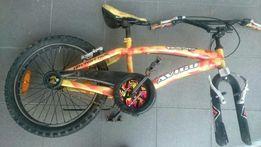 "BMX rower Avigo blowtorch 20"". Lublin, Warszawa"