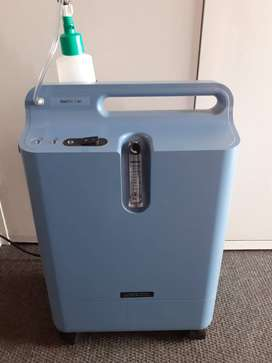 Personal home Oxygen Concentrator Respironics Everflow