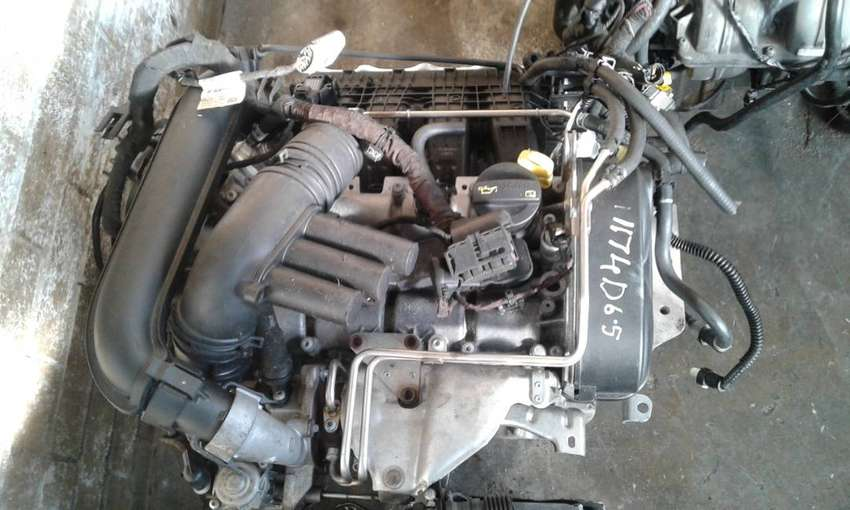 VW Polo 6 1.2 (CJZ) engine for sale 0