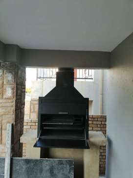 Braai stands and fireplaces for sale