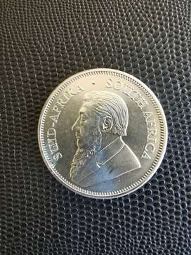 1 oz Silver Krugerrands available for sale
