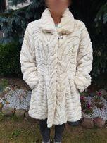 Futro płaszcz