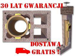 Komin Systemowy 4m fi 200 System Kominowy Ceramiczny DOSTAWA GRATIS