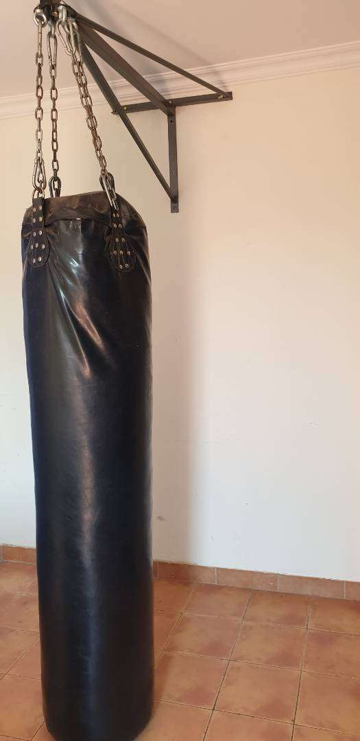 Boxing Bag and Wall Mount 0