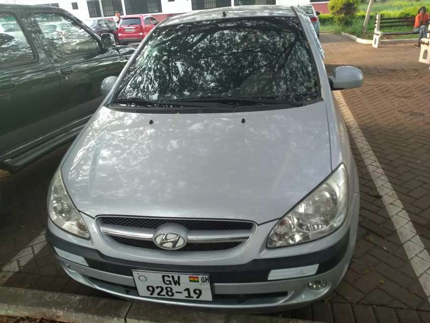 Hyundai Getz (Work and Pay) for Uber 0