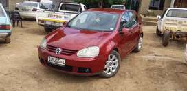 Golf 5 tdi 2.0 limited addition with leather seat