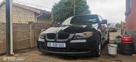 E90 with sofware and exhaust