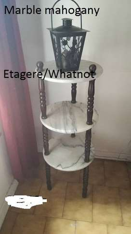 Whatnot display stand