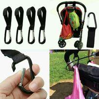 Карабины Крючки Крепления сумки коляски/пакета для детских мелочей