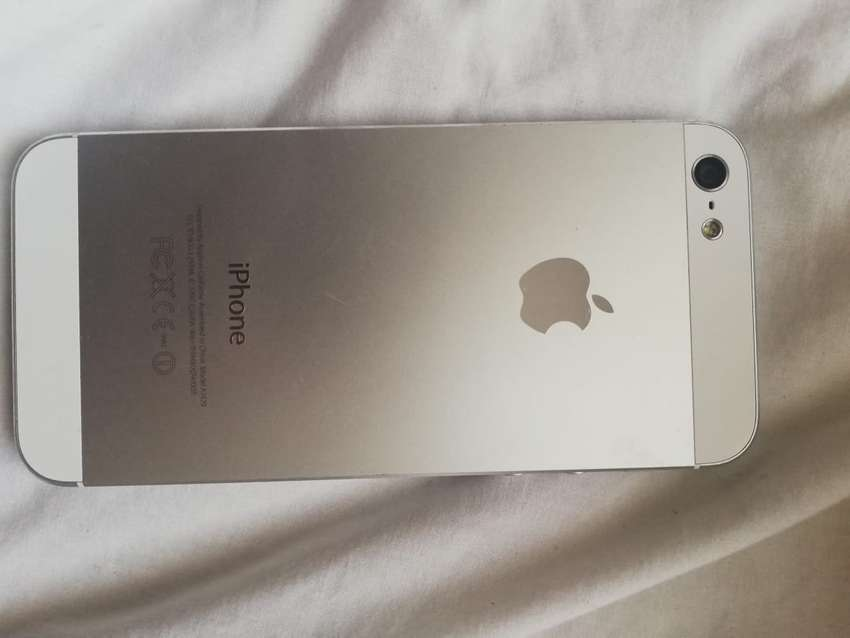 I have a iphone 5 perfect condition have it for a few months now 0