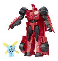 Трансформер Сайдсвайп с миниконом Hasbro Sideswipe Роботы под прикрыти