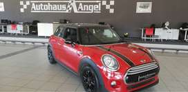 2014 Mini Cooper Automatic Red Excellent Condition