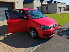 2015 VW POLO VIVO HATCH BACK GP 1.4 AUTOMATIC