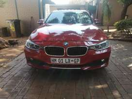 2014 used BMW 6i31 red color with 140,000kilo available now