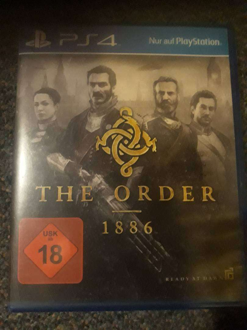 The Order 1886 for PS4 English/German 0