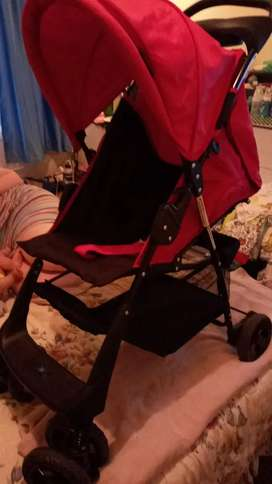 Pram for baby up to 15kg and baby chair