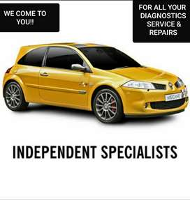 Renault specialist callout