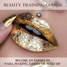 Beauty Training Courses Winter Special. 25% off.
