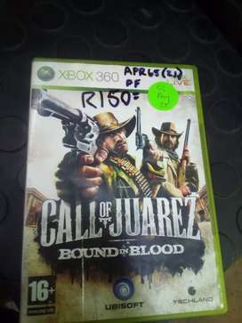 Call of Juarez (Bound in blood) 01Aug21