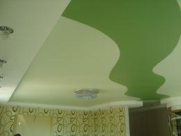 Натяжные потолки. натяжні стелі. Опыт работы 11 лет.Фотопечать