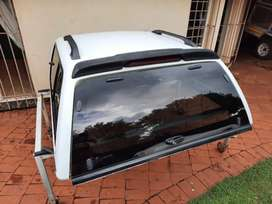 Ford Ranger canopy or Mazda BT50 double cab 2007 till 2011