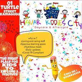 Havak kiddies City : Daycare and aftercare