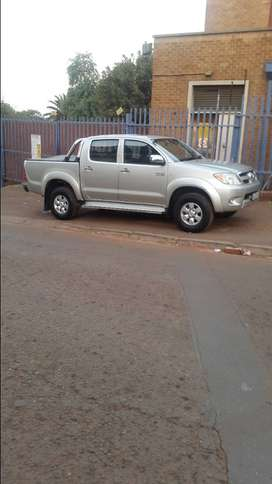 Toyota Hilux Twin cab