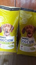 """корми для собак """"дог чао"""", проплан фірма пуріна"""
