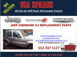JEEP CHEROKEE KJ USED SPARES/ USED PARTS FOR SALE