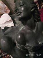 Реставрация изделий из керамики (скульптур, ваз, моек)
