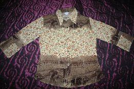 Симпатичная блузочка, размер 40, б/у, в идеальном состоянии