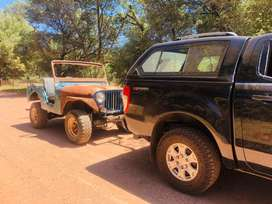 1948 Willy's Jeep