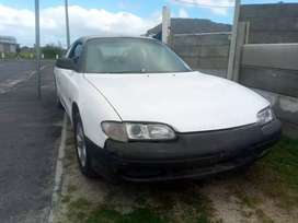 Mazda mx6 breaking up for parts